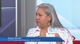 Raven Sinclair, 60s scoop, indigenous adoptee
