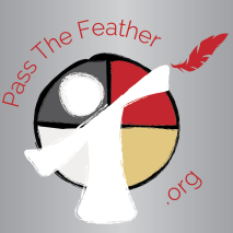 pass the feather, classroom exchange