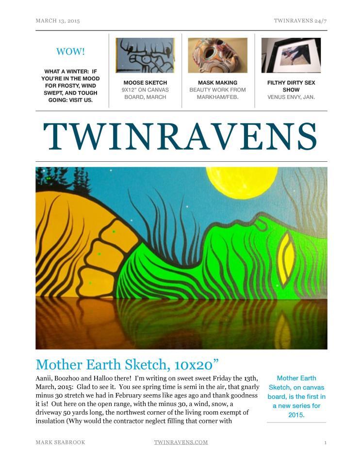 Twin Ravens 1